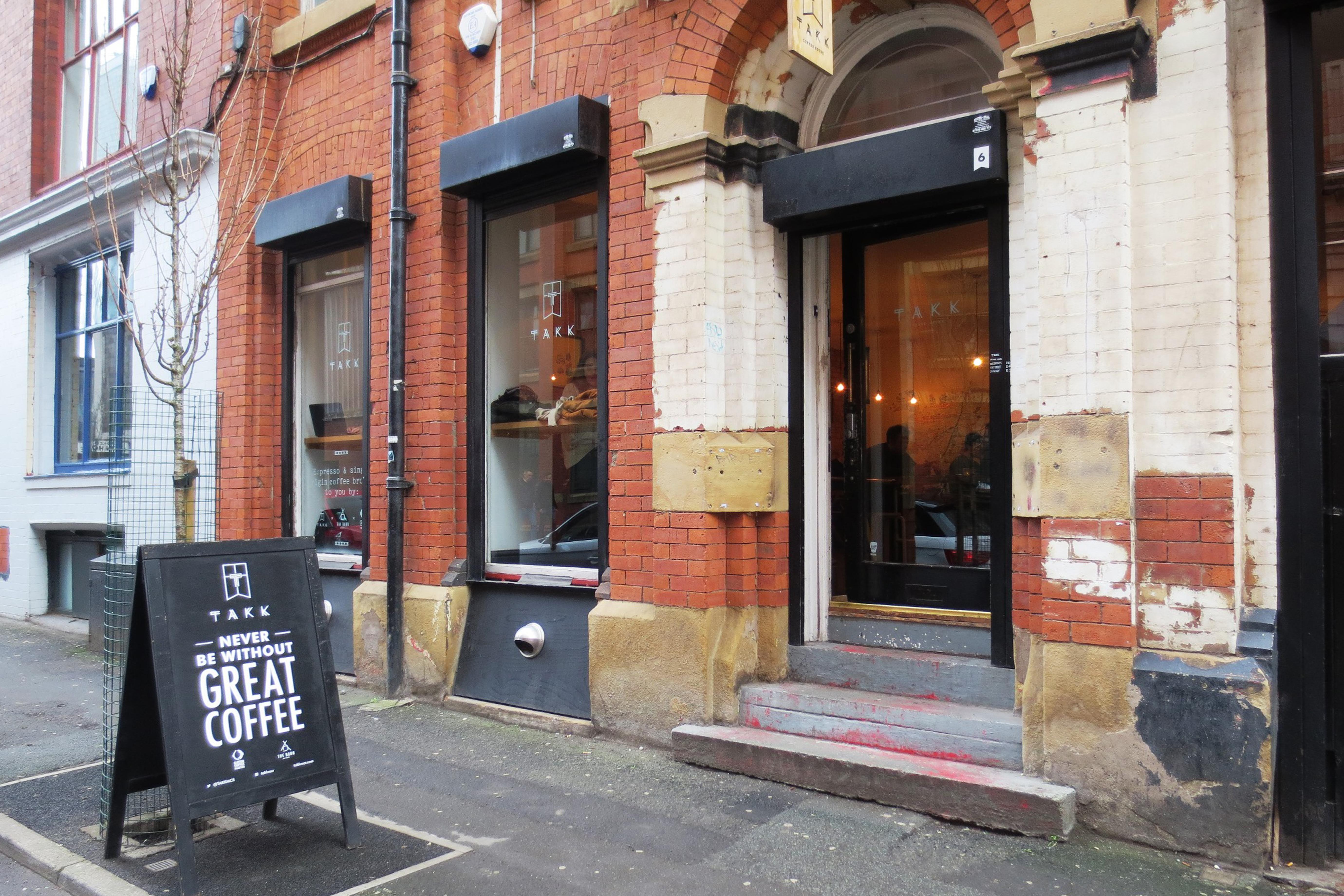 The Five Best Quiet Coffees In Manchester Obi Properties